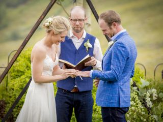 The wedding of Weston and Becky 2