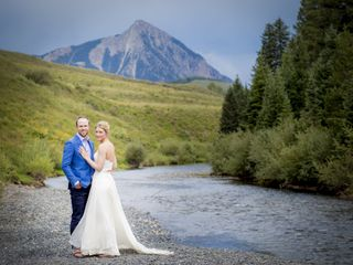 The wedding of Weston and Becky
