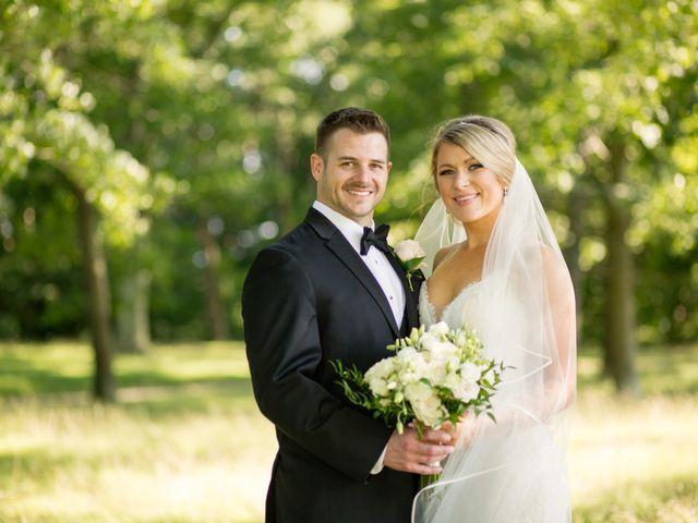 The wedding of Jennifer and Jared