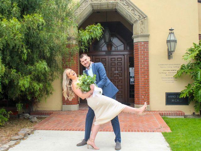 The wedding of Jaimi and Blake