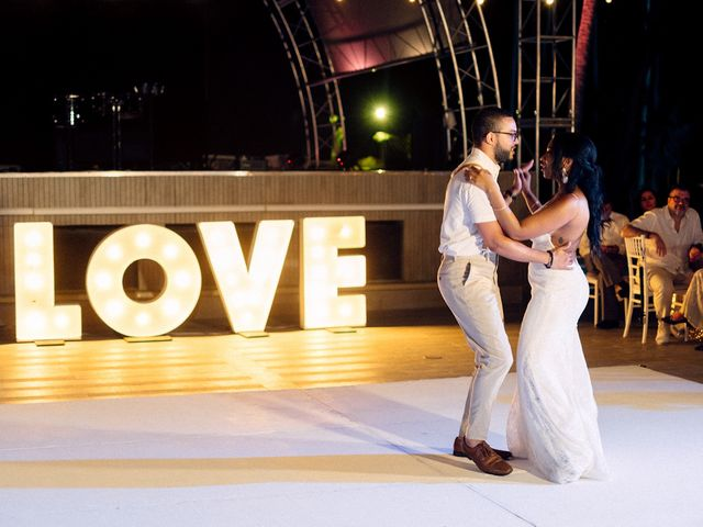 Hector and Mercedes's Wedding in Punta Cana, Dominican Republic 3