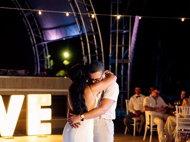 Hector and Mercedes's Wedding in Punta Cana, Dominican Republic 4
