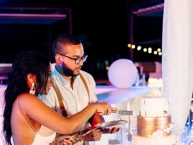 Hector and Mercedes's Wedding in Punta Cana, Dominican Republic 7