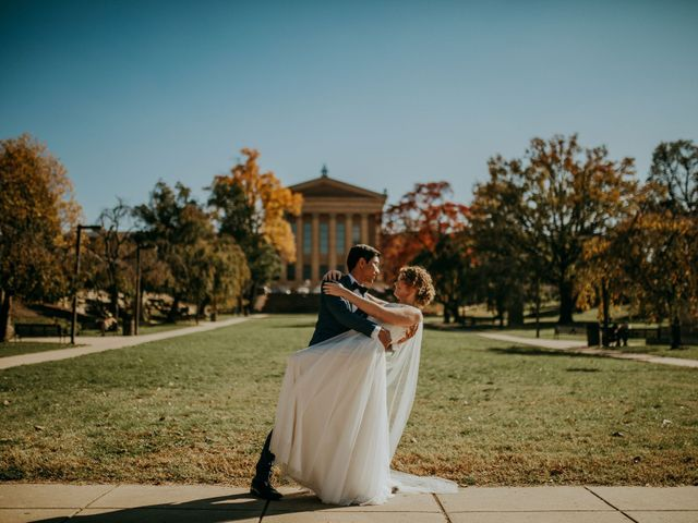 The wedding of Christiana and Mike