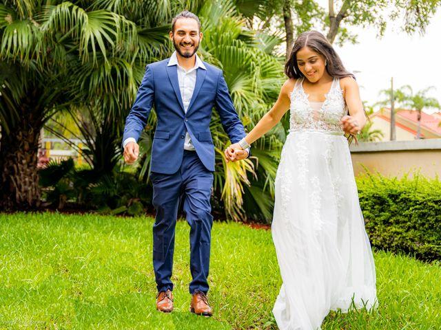 Felix and Alexandra's Wedding in Miami, Florida 7