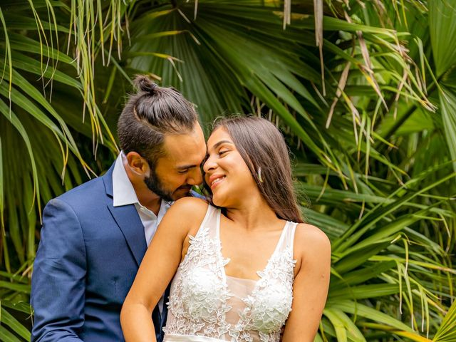 Felix and Alexandra's Wedding in Miami, Florida 9
