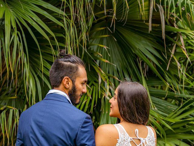 Felix and Alexandra's Wedding in Miami, Florida 10