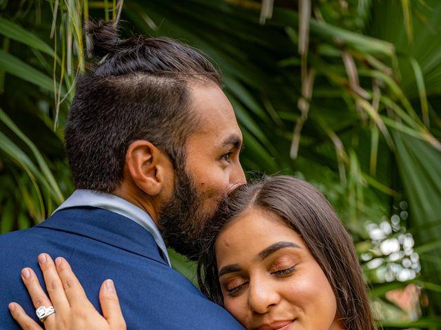 Felix and Alexandra's Wedding in Miami, Florida 11