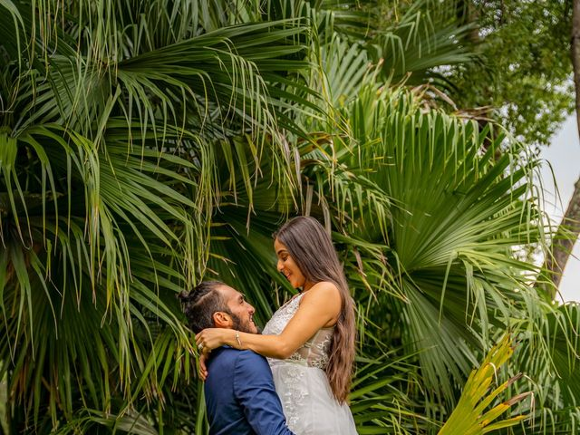 Felix and Alexandra's Wedding in Miami, Florida 14