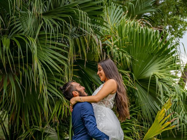 Felix and Alexandra's Wedding in Miami, Florida 15