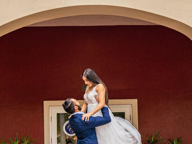 Felix and Alexandra's Wedding in Miami, Florida 17