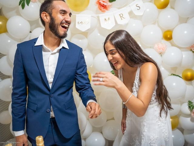 Felix and Alexandra's Wedding in Miami, Florida 24