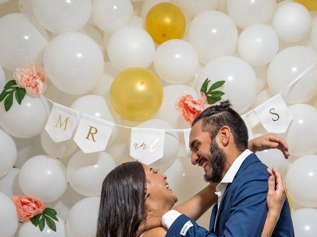Felix and Alexandra's Wedding in Miami, Florida 30