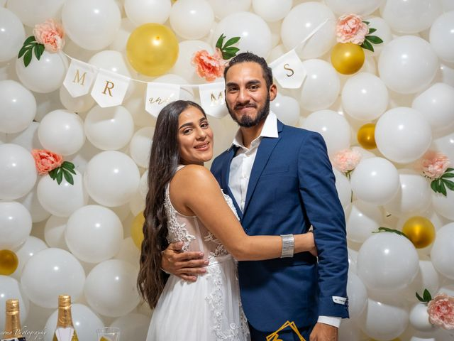 Felix and Alexandra's Wedding in Miami, Florida 32