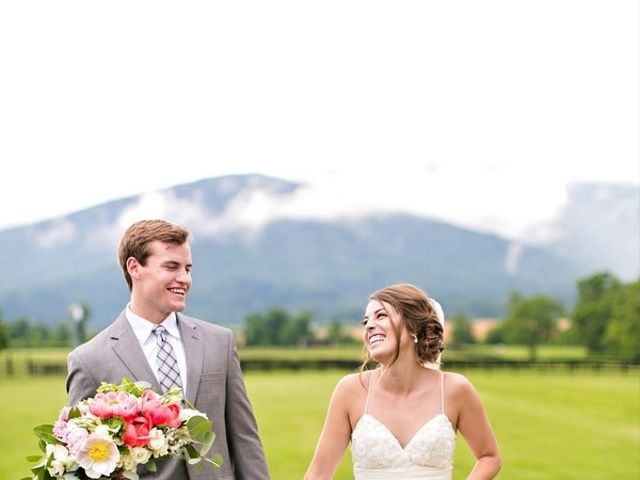 The wedding of Connor and Carleigh