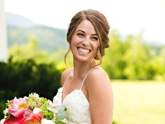 Carleigh and Connor's Wedding in Crozet, Virginia 4