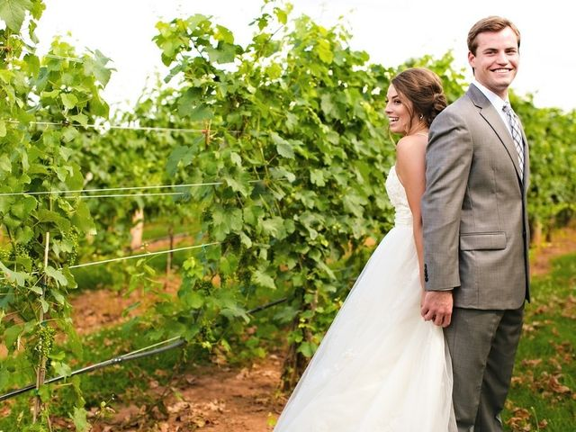 Carleigh and Connor's Wedding in Crozet, Virginia 8