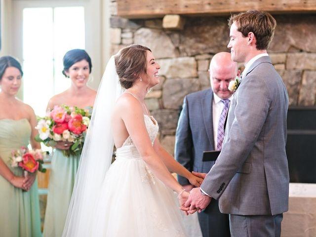Carleigh and Connor's Wedding in Crozet, Virginia 10