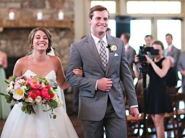 Carleigh and Connor's Wedding in Crozet, Virginia 12