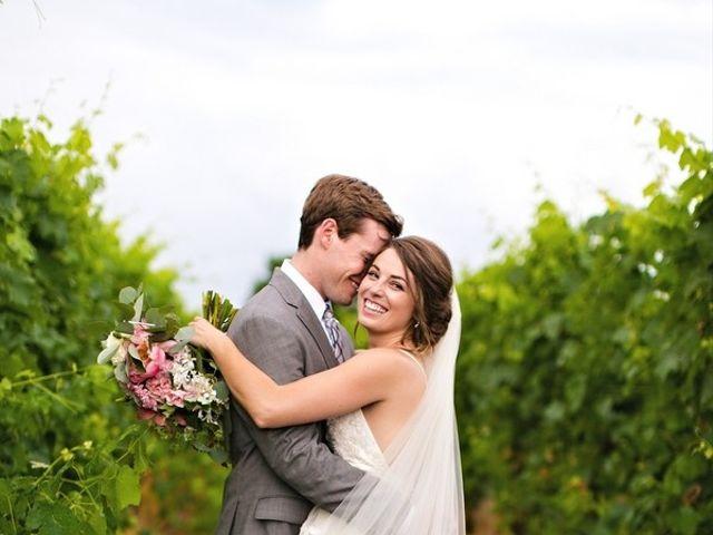 Carleigh and Connor's Wedding in Crozet, Virginia 15