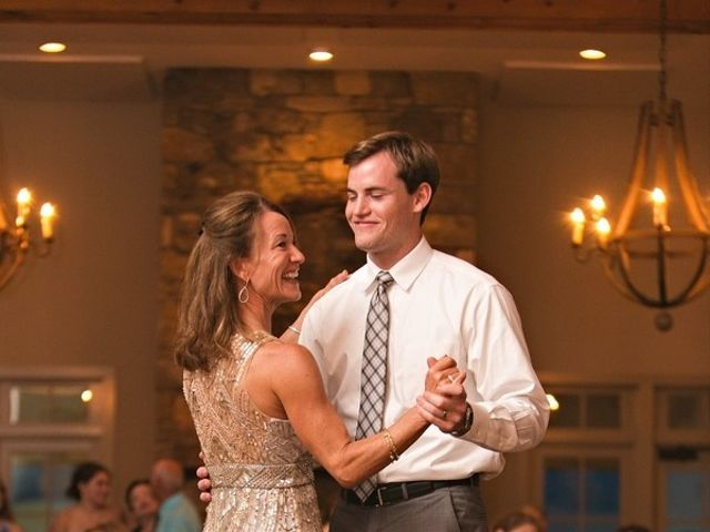 Carleigh and Connor's Wedding in Crozet, Virginia 23