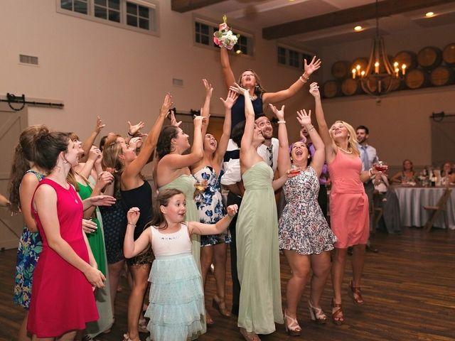 Carleigh and Connor's Wedding in Crozet, Virginia 24