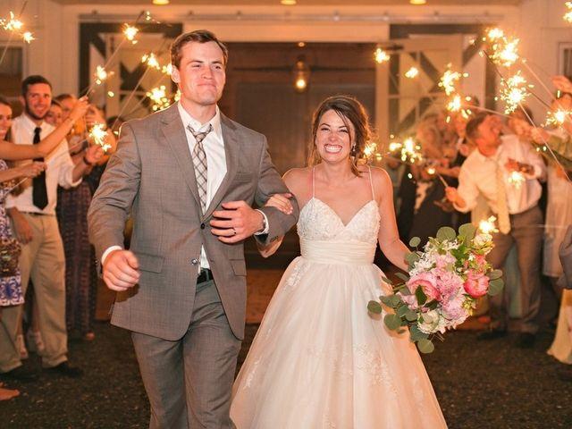 Carleigh and Connor's Wedding in Crozet, Virginia 26