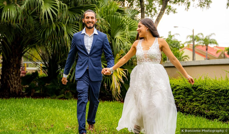Felix and Alexandra's Wedding in Miami, Florida