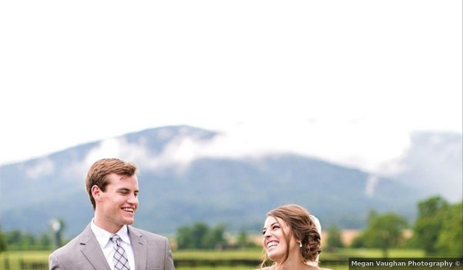 Carleigh and Connor's Wedding in Crozet, Virginia
