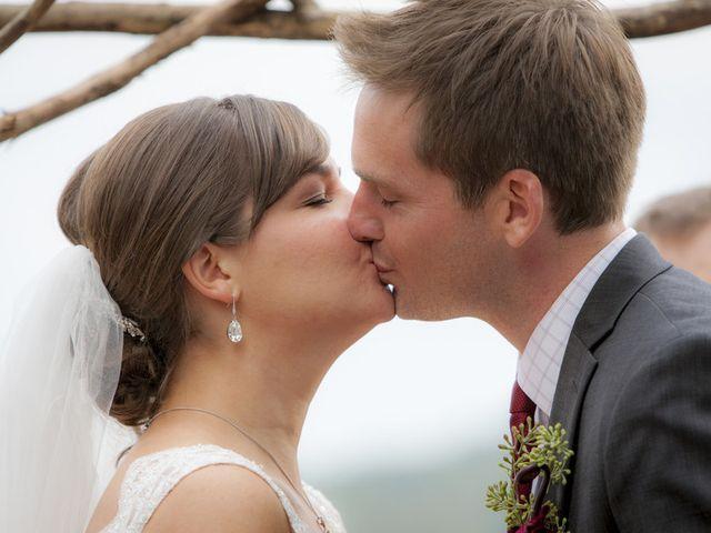Chrissy and Matt's Wedding in Sperryville, Virginia 14