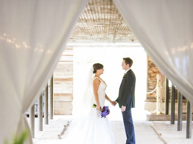 Chrissy and Matt's Wedding in Sperryville, Virginia 7