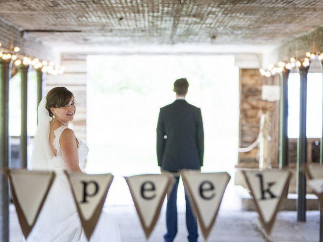Chrissy and Matt's Wedding in Sperryville, Virginia 6