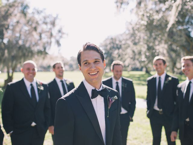 Merri and Peter's wedding in Florida 5