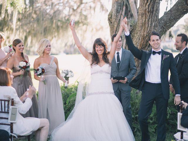 Merri and Peter's wedding in Florida 9