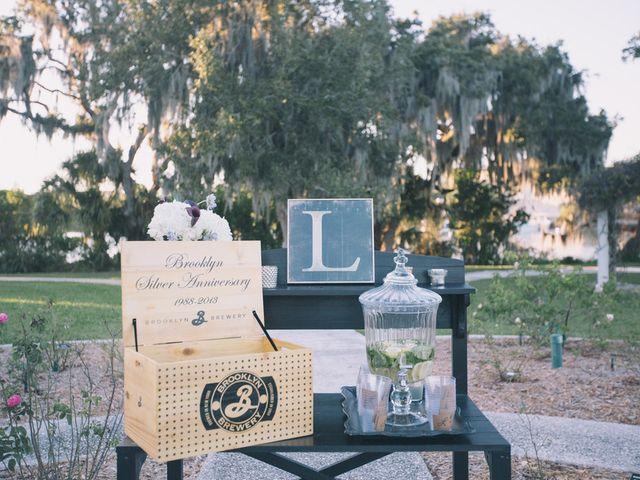 Merri and Peter's wedding in Florida 8