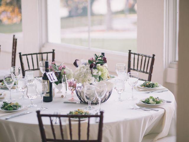 Merri and Peter's wedding in Florida 13