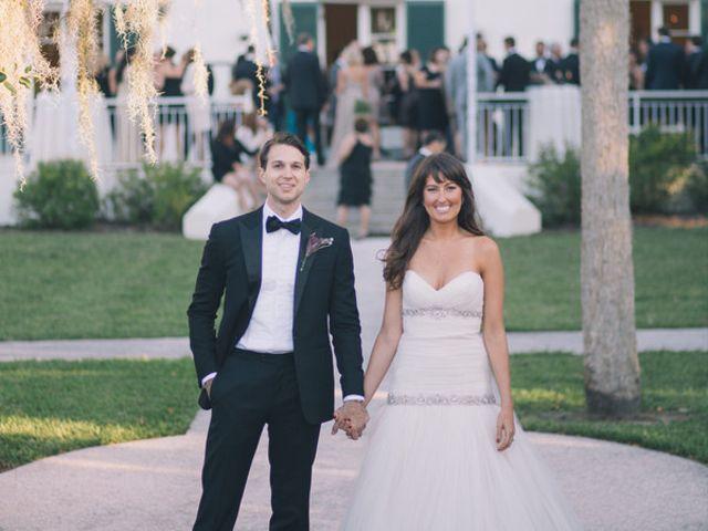 The wedding of Peter and Merri