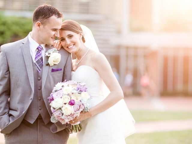 Erika and Kevin's Wedding in Philadelphia, Pennsylvania 16