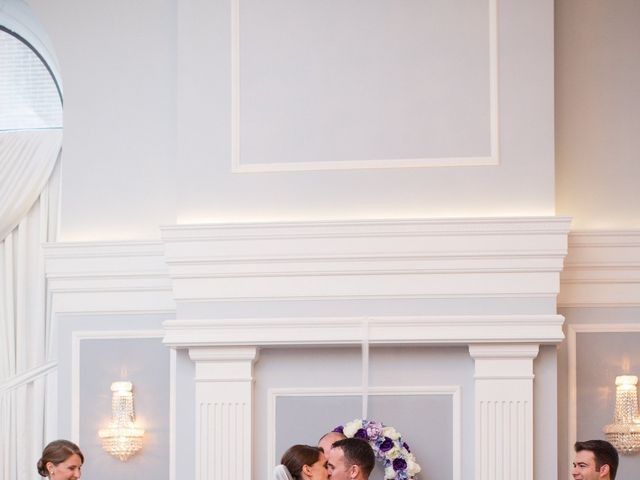 Erika and Kevin's Wedding in Philadelphia, Pennsylvania 15