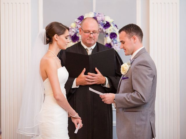 Erika and Kevin's Wedding in Philadelphia, Pennsylvania 14