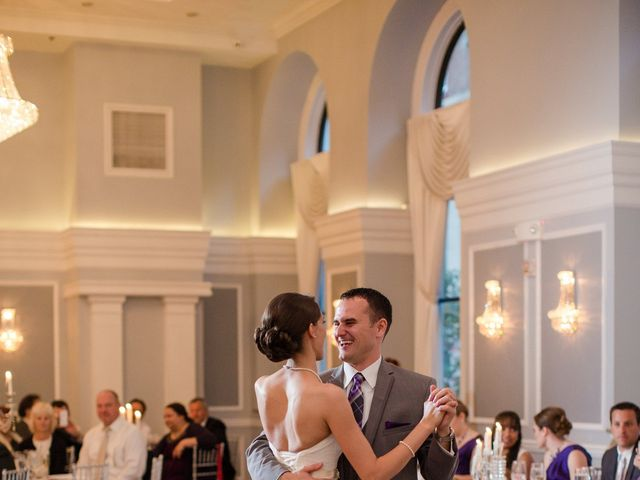 Erika and Kevin's Wedding in Philadelphia, Pennsylvania 25