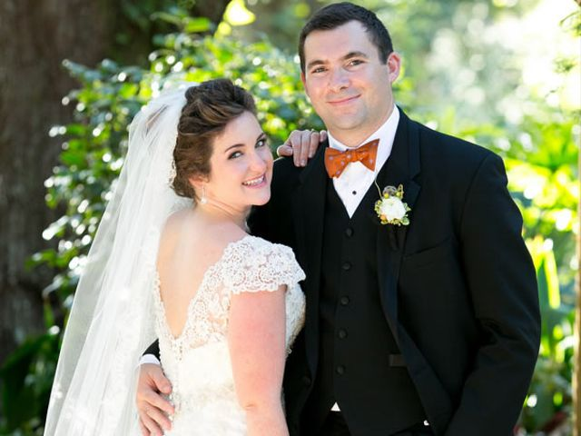 The wedding of Bill and Victoria