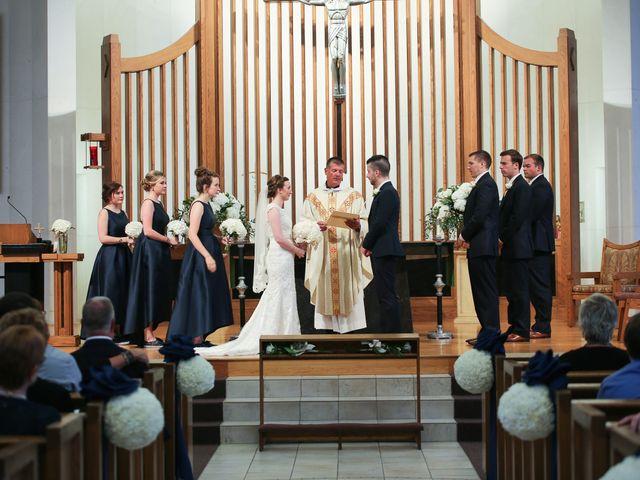 Mackenzie and James's Wedding in Janesville, Wisconsin 11