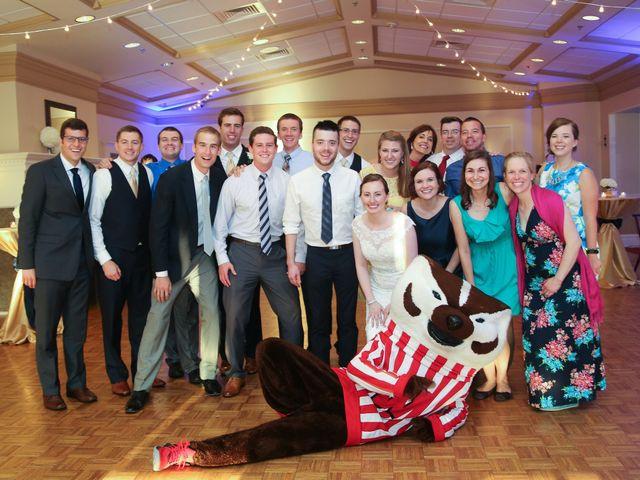 Mackenzie and James's Wedding in Janesville, Wisconsin 22