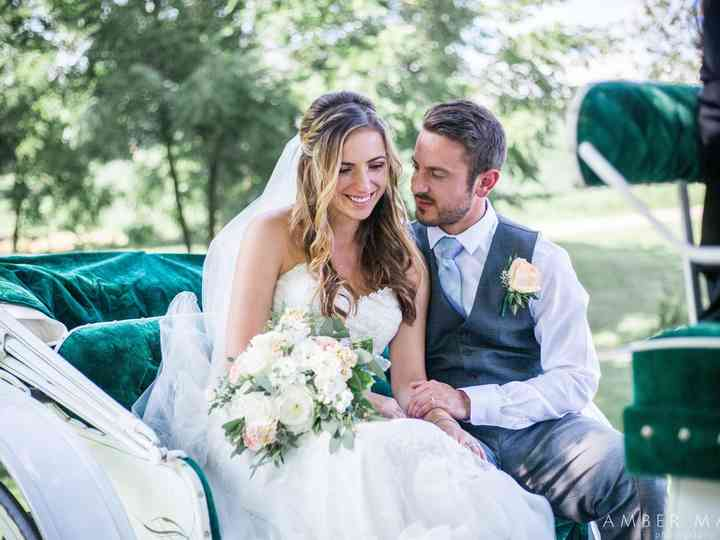 The wedding of Lauren and Jon