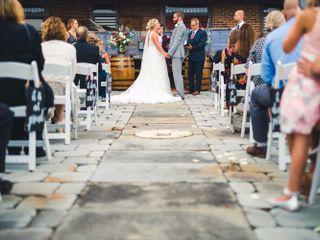 The wedding of Tiffani and Ryan 2
