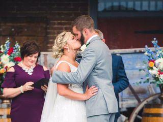 The wedding of Tiffani and Ryan 3