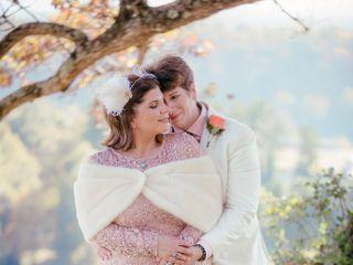 The wedding of Linda and Roxanna 2