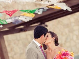 The wedding of David and Joni 3
