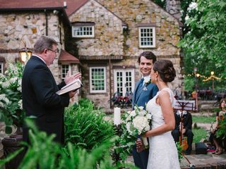 Jessica and Ryan's Wedding in Monteagle, Tennessee 3